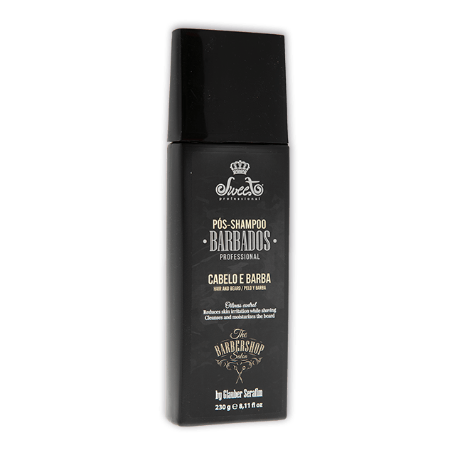 Barbados Pos Hair And Beard Shampoo (conditioner)