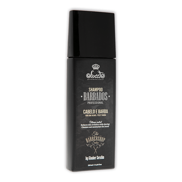 Barbados Homecare Hair And Beard Shampoo