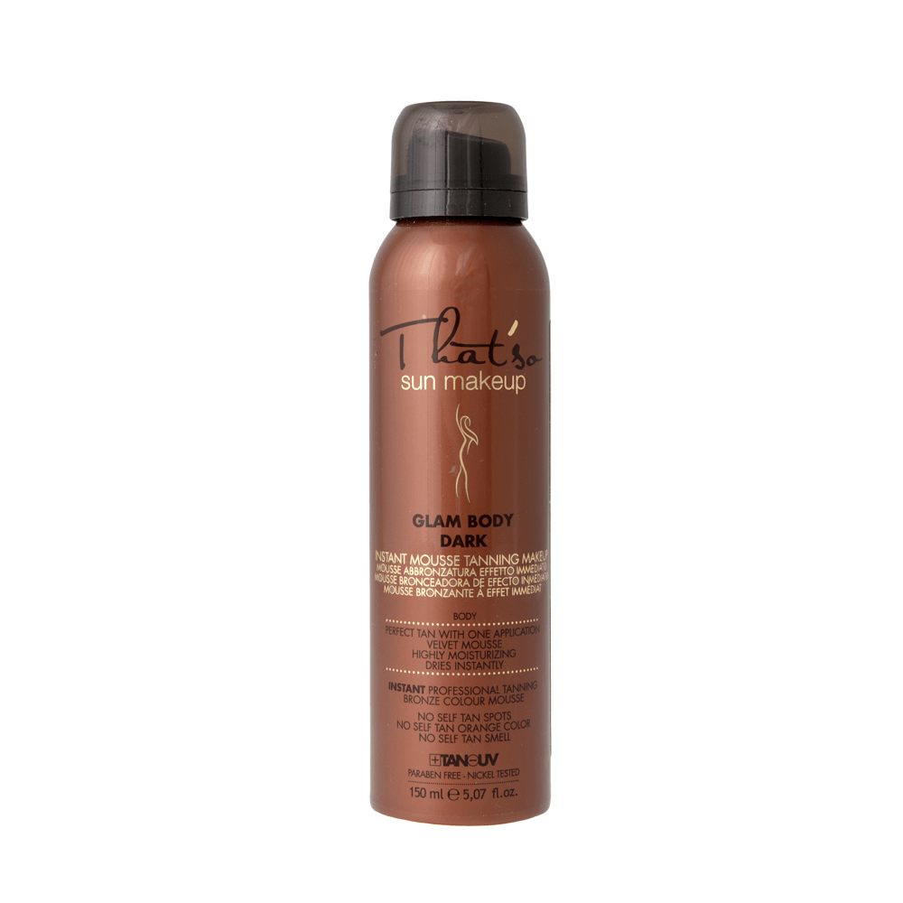 That'so Glam Body Mousse 150ML