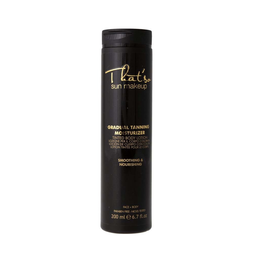 That'so Gradual Tanning Moisturizer 200ML